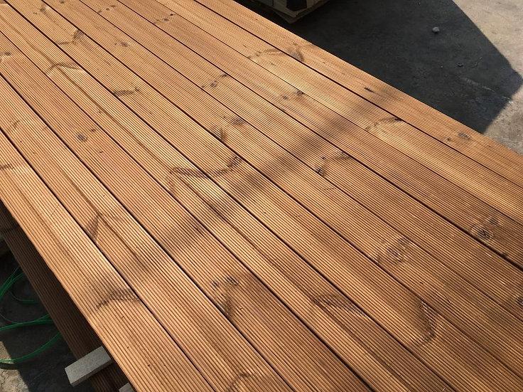 ไม้ท่อน เทอร์โมวูด (Thermowood)
