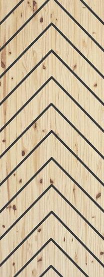 USA pine Door (ML-07)