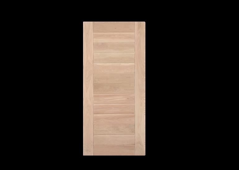 Oak Portland Door (ประตูไม้โอ๊ค รุ่น Portland)