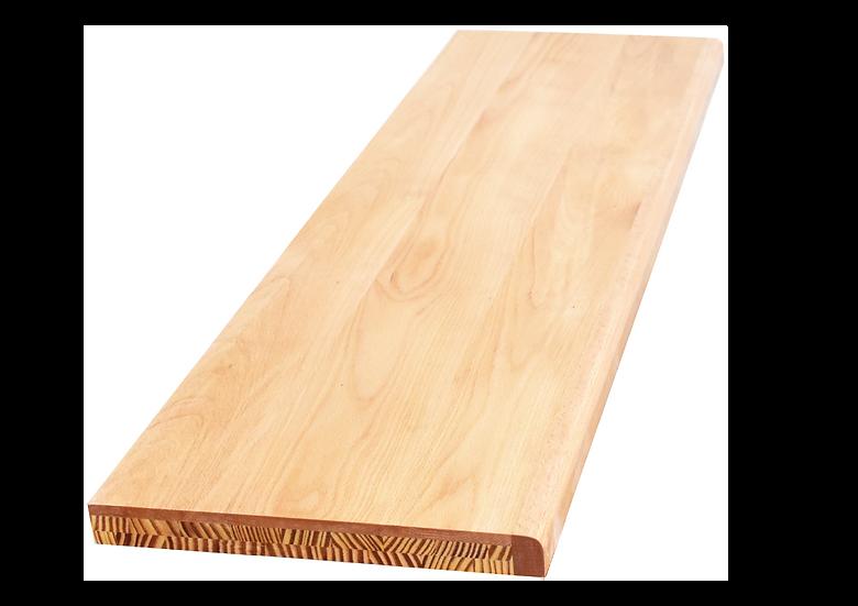 Beech Stair part [Pine core]