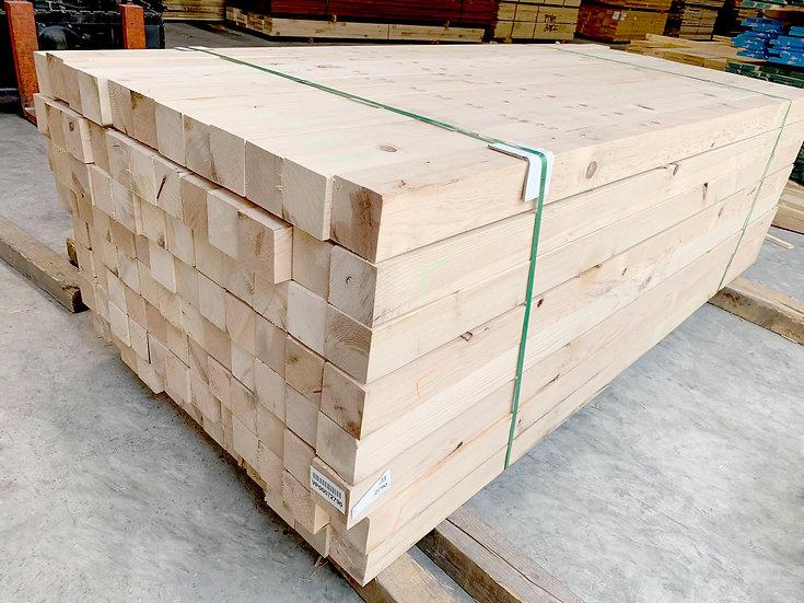 """ไม้เสา 4""""x4""""x2.4m. สนสวีเดน (Sweden Pine)"""