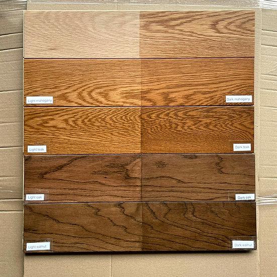 พื้นไม้โอ๊ค (Oak Engineered floor)