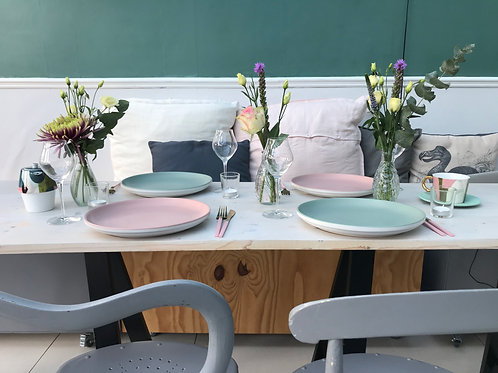 D.I.Y Flower kit...Dress your Dining at Home