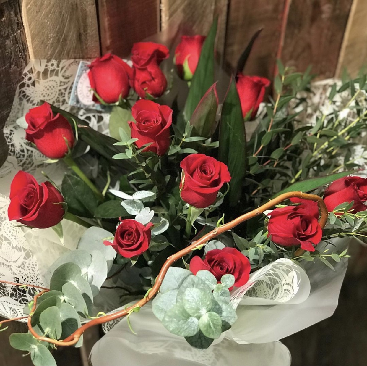 Freedom Rose Bouquet