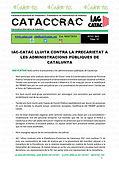CATACRAC 2021 - 15 Lluita interina juny-