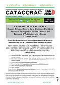CATACCRAC_26_Paritària_Sectorial_de_Sa