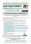 CATACCRAC 17 COVIT 19 Recomanacions salu