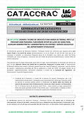 CATACCRAC 2020 - 1 MESA SECTORIAL 20 gen