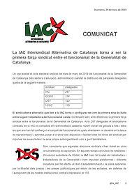 IAC_primera_força_sindical_del_funcionar