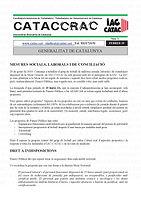 CATACCRAC 2019 -06 GRUP DE CONCILIACIO 2