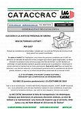 CATACCRAC 2019 -28 REPETICIO ELECCIONS G