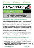 CATACCRAC 4 Mesa Sectorial virtual 15 de