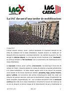 2019_manifest IAC i IAC-CATAC tardor de