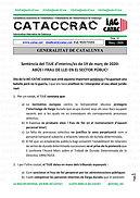 CATACCRAC_2020_-_14_Sentència_TJUE_19_