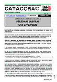 CATACCRAC 2020 - 10 PERSONAL LABORAL CIV