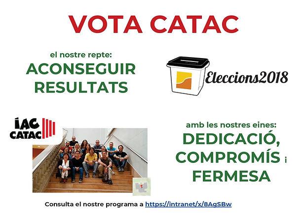 2018 Cartell Eleccions Sindicals ICGC.jp