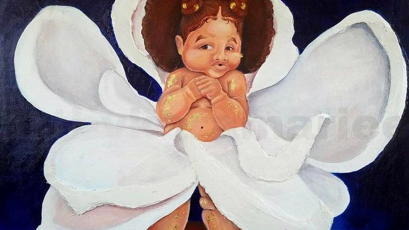 Baby Magnolia