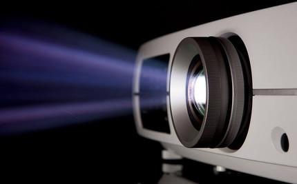Projections vidéo