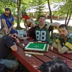 Mahjong - Guedelon