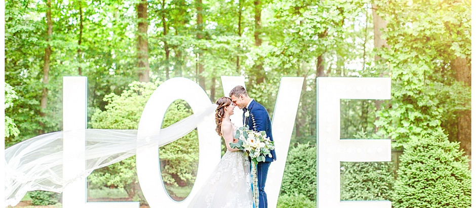 Andrew & Solveig - The Liriodendron Mansion - Maryland Wedding Photographer