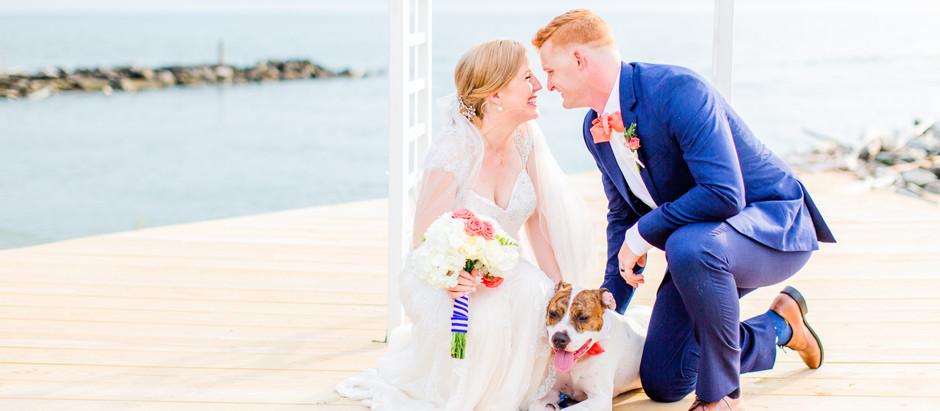 Allison & Ryan - Silver Swan Bayside Wedding