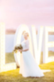 Light Your Love Marquees