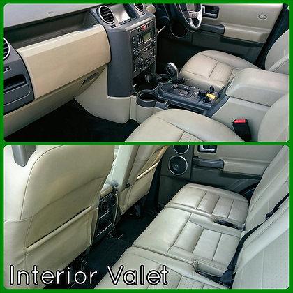 Interior Valet - from