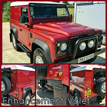 Enhancement Valet - from