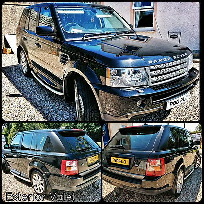 Exterior Valet - from