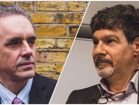 Why are the new atheists so triggered by Bret Weinstein and Jordan Peterson?