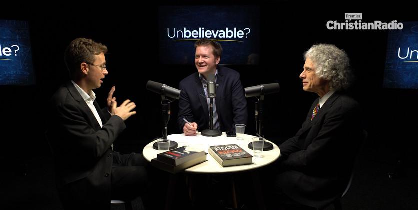 Steven Pinker and Nick Spencer