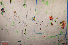 Con ago e filo, una mappa dell'Arcella intreccia storie e cammini per scoprirsi simili nelle singole diversità