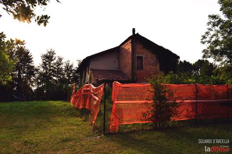 La casa del parco Morandi: dal villaggio all'abbandono, progettando il recupero