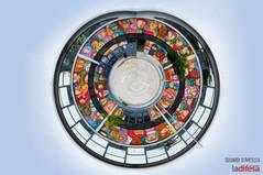 """""""Tutti"""", il murale di Tony Gallo per celebrare i 50 anni di Telefono Amico Padova"""