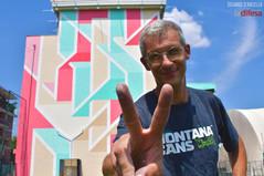 Biennale street art: Joys torna all'Arcella...e lo stavamo aspettando!