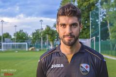 Il ritorno alle origini di Luca Rossettini: per un giorno, dalla Serie A a calciatore dell'Arcella