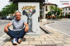Super Walls: a Padova il primo festival di street art...che strizza l'occhio alla sostenibilità ambientale