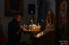 La Pasqua ortodossa nella nuova chiesa Santa Parascheva