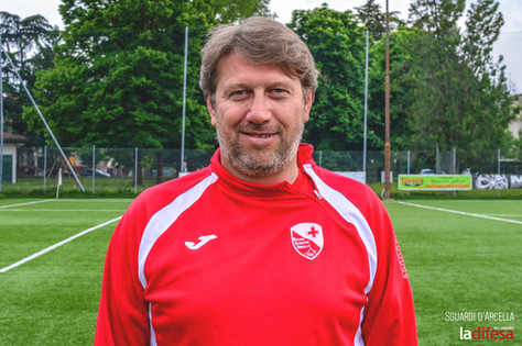 Daniele Pagnussato, l'allenatore della doppia storica promozione dell'Us Arcella