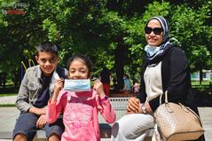 «È stato un Ramadan diverso, più intimo: abbiamo ritrovato il tempo di stare assieme come famiglia»