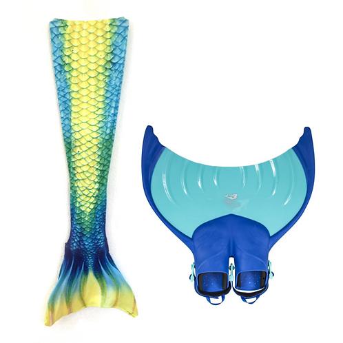Meerjungfrauen Set Sunlight von Premium Mermaid