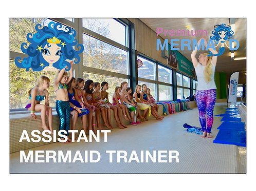 Assistant Mermaid Trainer