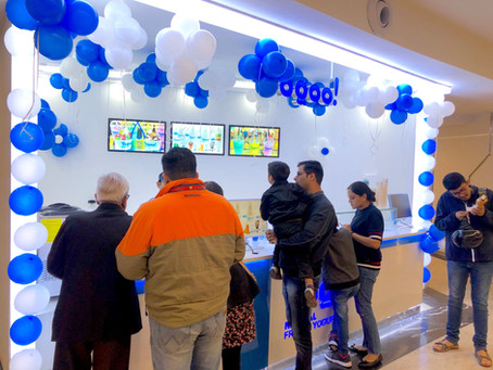 Yogoo! Opens its First Outlet in New Delhi, India
