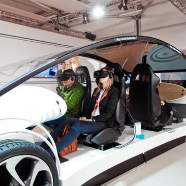 سوق الواقع الافتراضي يتجاوز 180 مليار دولار بحلول عام 2026