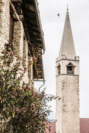 Campanile della Chiesa di S. Maria