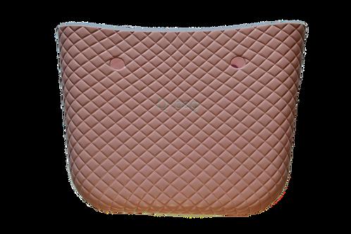 Корпус розовый ромб