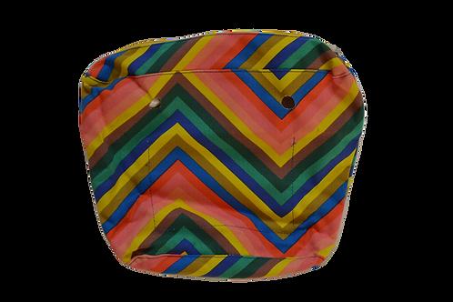 Подкладка радуга