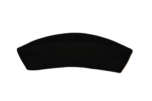Манжета свитер черная