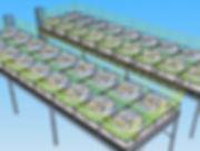 Remote prime power heat exchanger radiator