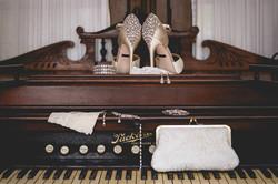 Beautiful organ for detail photos